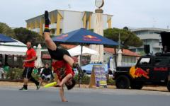 akrobaten-show
