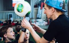 unique Fussball camp