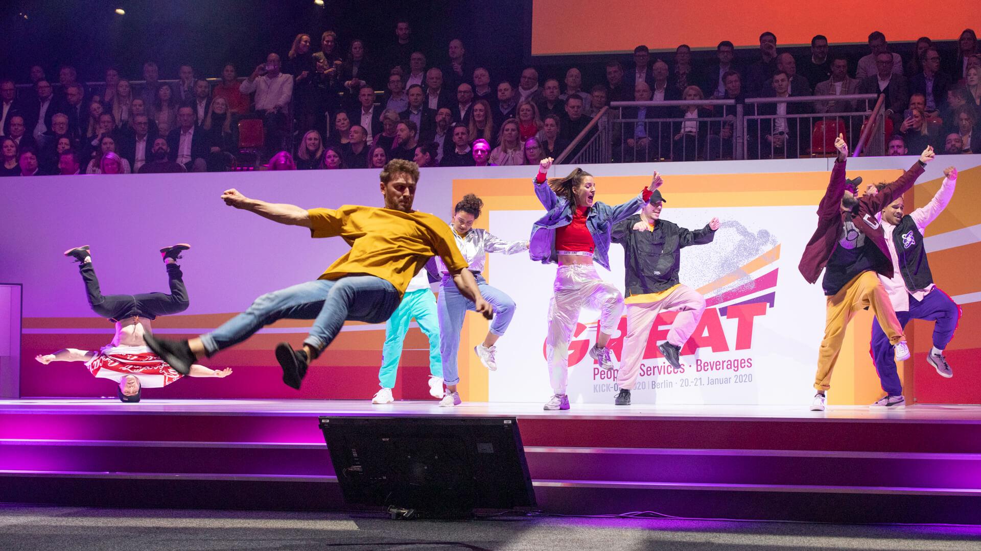 kick-off-event
